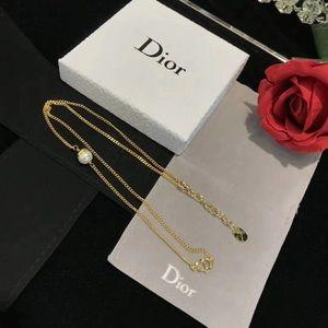 $60 Dior necklace